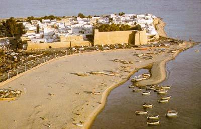Тунис. Хаммамет