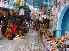 увеличить: ярмарки в Тунисе, Тунис