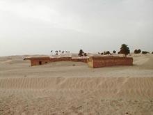 увеличить: безжизненная Сахара, Тунис