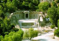 Увеличить: Дугга, Тунис