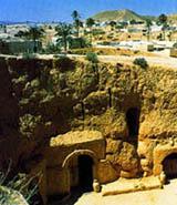 Увеличить: Матмата - город троглодитов, Тунис