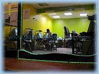Интернет кафе в Дахабе