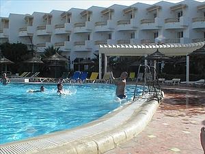 Хаммамет / Впервые в Тунисе